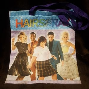 Hairspray Movie Musical Tote Bag